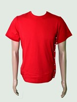 Ezizio Side Snap TShirt
