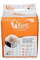 Hapus Adult Diapers (10 pc)