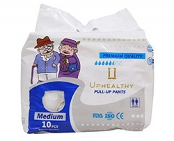 Uphealthy Pull ups Adult Diapers (10 pc)